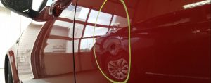Dent Repair - Sioux Falls South Dakota