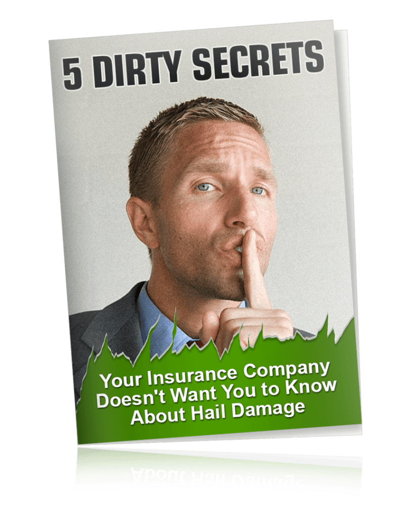 Hail Damage - Insurance Companies - Sioux Falls, SD