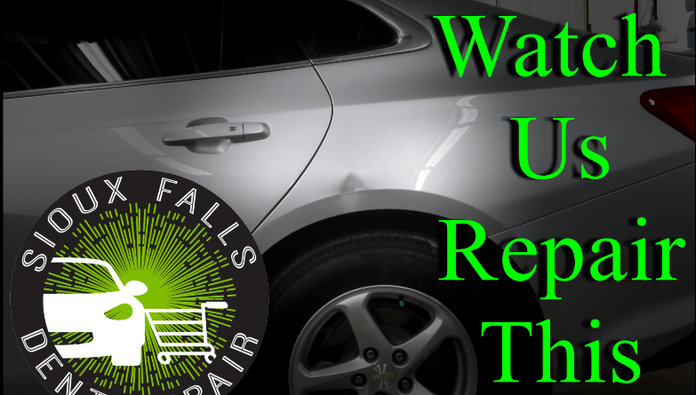 Extreme Paintless Dent Repair In Sioux Falls, SD