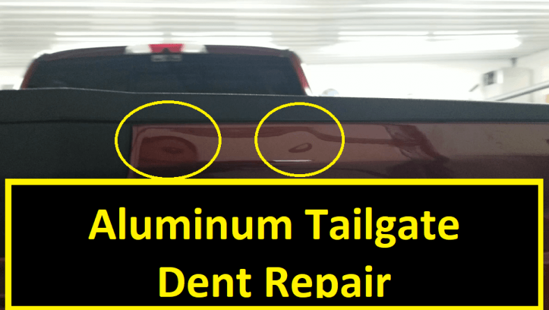 Aluminum and Paintless Dent Repair