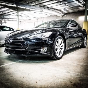 Tesla Hail Damage Removal - Sioux Falls Dent Repair