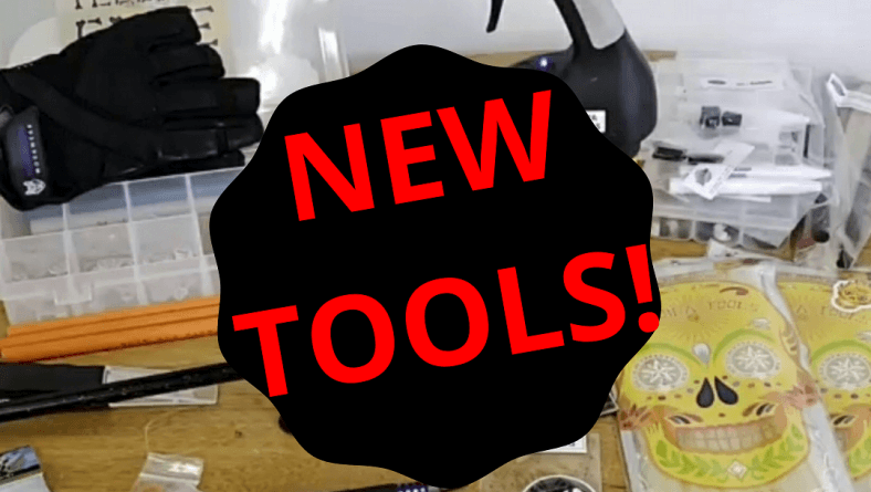 NEW Paintless Dent Repair Tools!