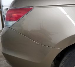 Honda Accord Quarter Panel - Paintless Dent Repair