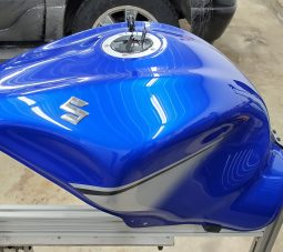 Motorcycle Dent Removal - Sioux Falls Dent Repair