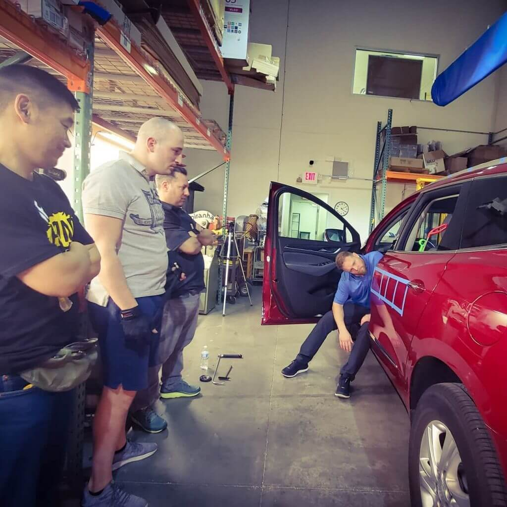 Training Seminar - Paintless Dent Removal