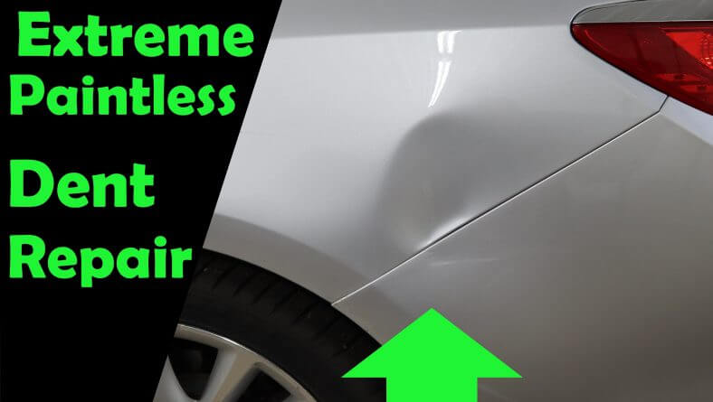 Extreme Paintless Dent Repair
