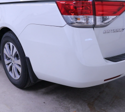Honda Odyssey Bumper Repair After - Sioux Falls Dent Removal