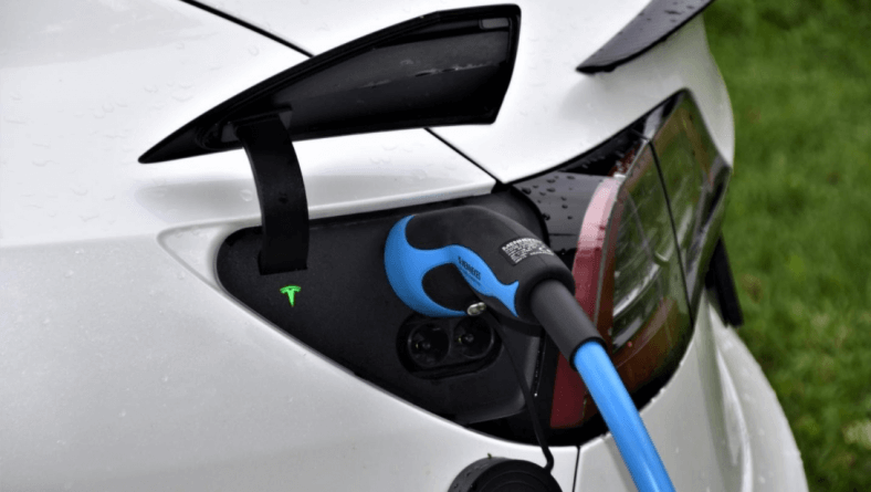 Dent Repair on Electric Vehicles