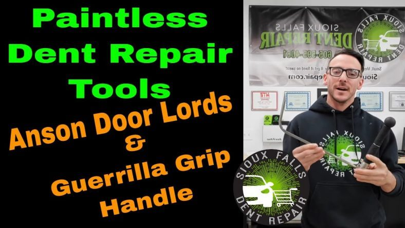 What Tool Is That? – Paintless Dent Repair Tools