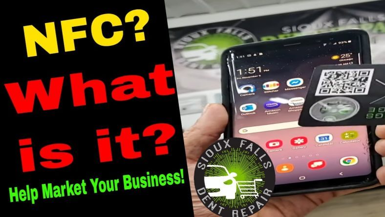 NFC? What is it and how can it help your business!